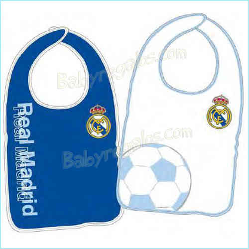 Baberos Real Madrid
